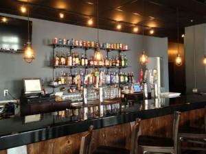 Full Circle Tavern bar