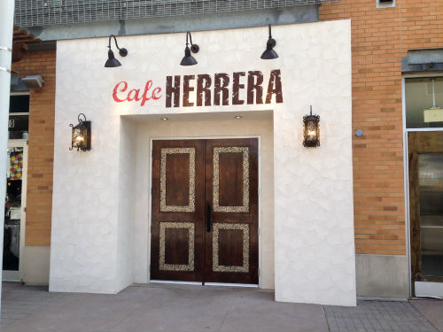 Cafe Herrera - Mockingbird Station